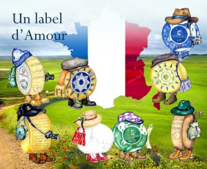 LABEL D'AMOUR