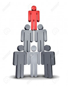14345325-business-people-on-hierarchy-pyramid-as-a-corporate-symbol-of-teamwork-and-working-together-for-fina